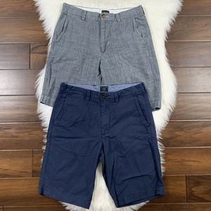 Lot of 2 J. Crew Club Shorts